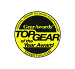 top gear of the year awrad